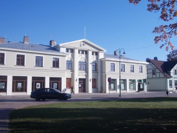 Dobeles kultūras nama  ēkas jumta remontdarbi
