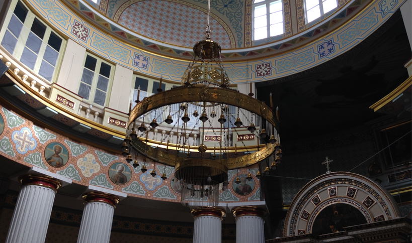 Rīgas Svētā Aleksandra Ņevska pareizticīgo baznīcas restaurācija un renovācija