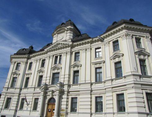 Rīgas apgabaltiesas ēkas 2.stāva kāpņu telpas un kāpņu remonts